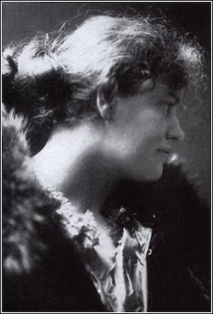 Lou Salomé (Foto: Sophia Goudstikker)