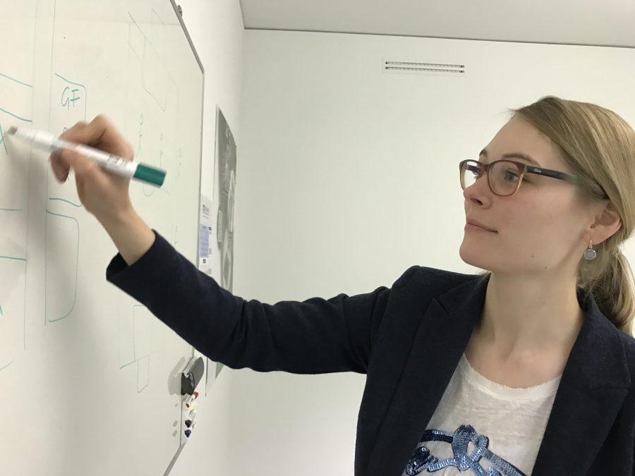 Julia Kümper von Match Watch