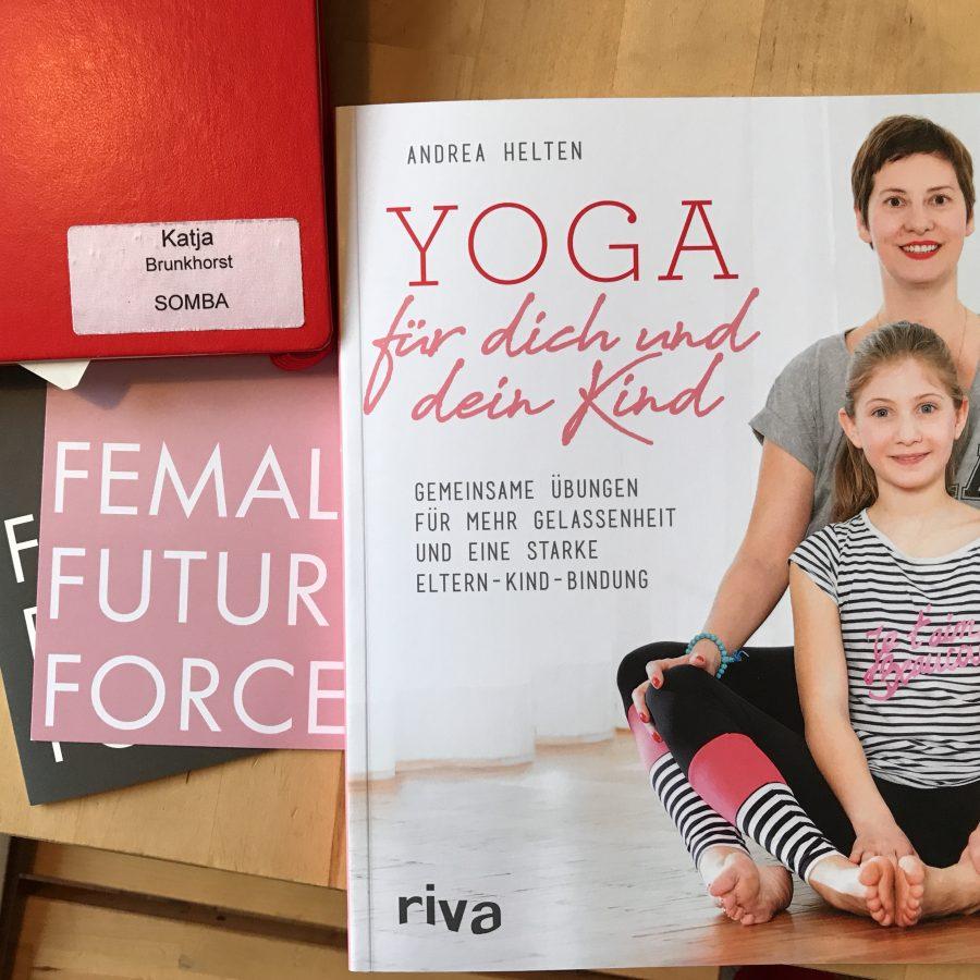 andrea heltens buch yoga für dich und dein kind