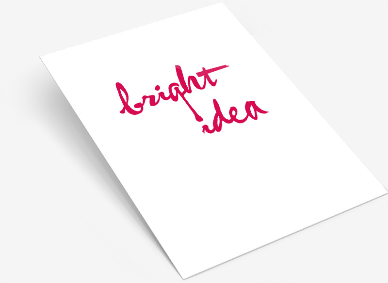 bright idea newsletter