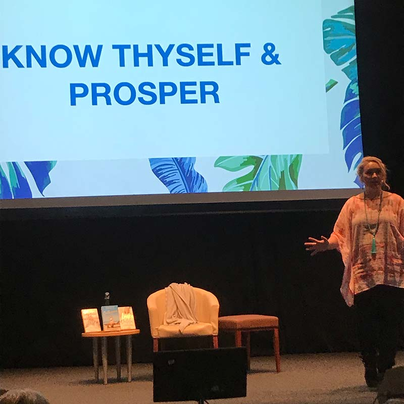 denise duffield-thomas, chill and prosper london