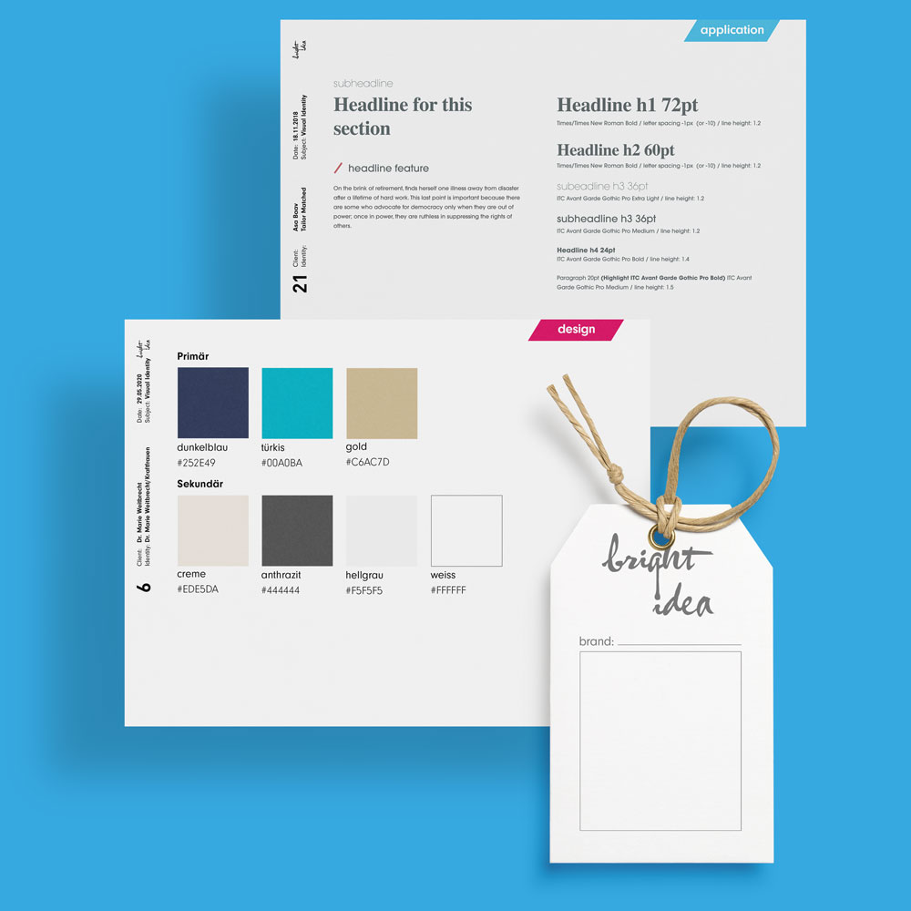 bright idea branding