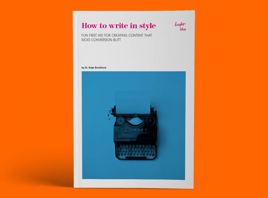 how to write in style